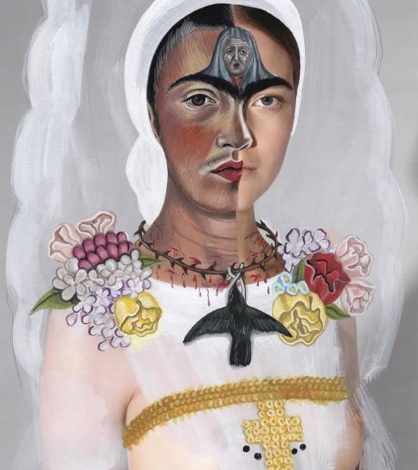 ANDREA MARY MARSHALL – hail to Frida