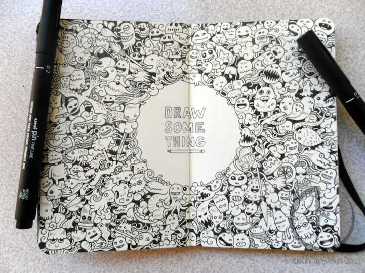 KERBY ROSANES – beautiful chaos
