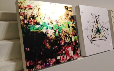 Solo Show at Meadowlark January-March 2015